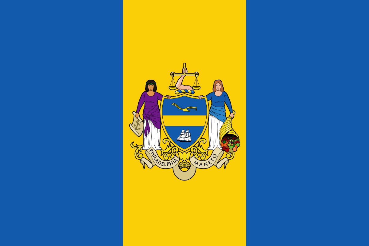 Flag of Philadelphia